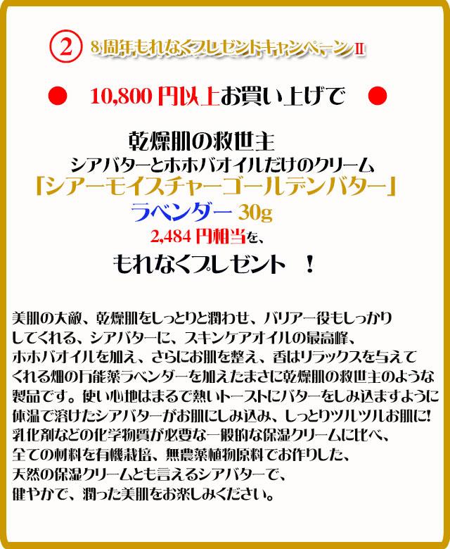 手作り石鹸アンティアン1411キャンペーン2
