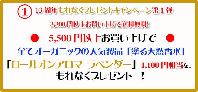 手作り石鹸アンティアン1910今月のキャンペーンcopy1