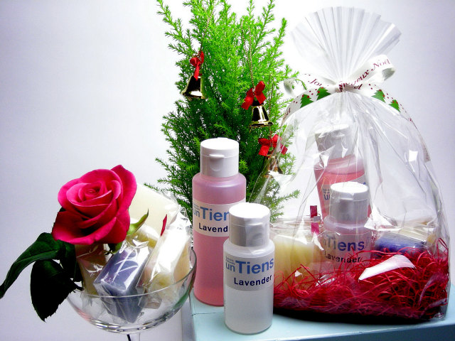2011アンティアンの手作り石鹸クリスマスギフトイメージ写真