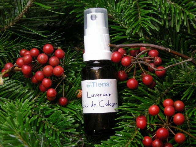 手作り石鹸アンティアン 1312クリスマスプレゼント ラベンダーオーデコロン