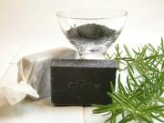 手作り石鹸漆黒