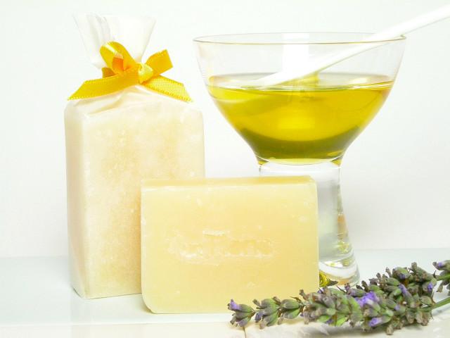 固形石鹸(こけいせっけん)